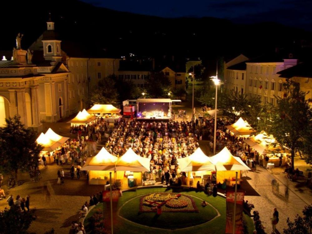 Dine, Wine & Music in Brixen